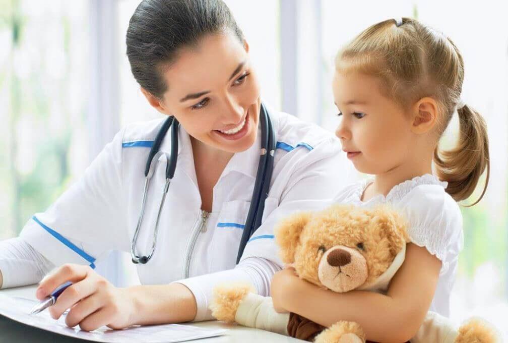 Педиатрична консултация, детска пулмология по документи