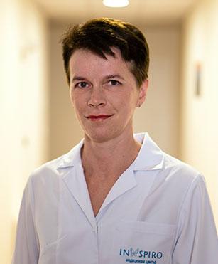 д-р Ирен Цочева детски пулмолог