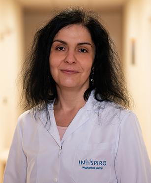 д-р Силвия Пашкунова