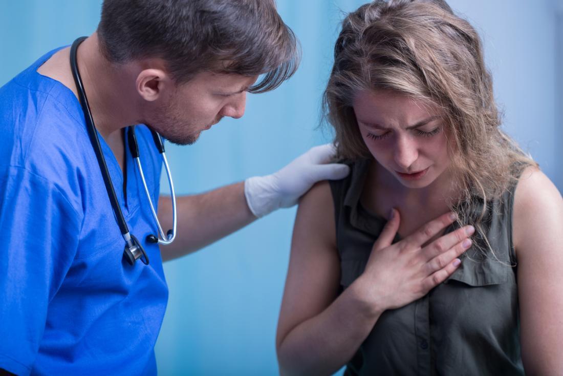 Задух и трудно дишане лечение и диагностика в мед център INSPIRO