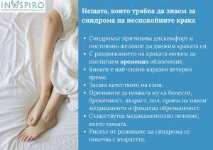 Синдром на неспокойните крака.